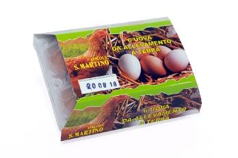 Uova a terra